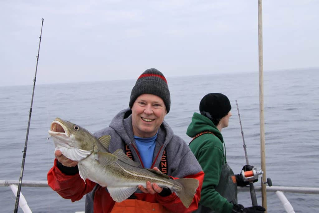 Jigging for Codfish